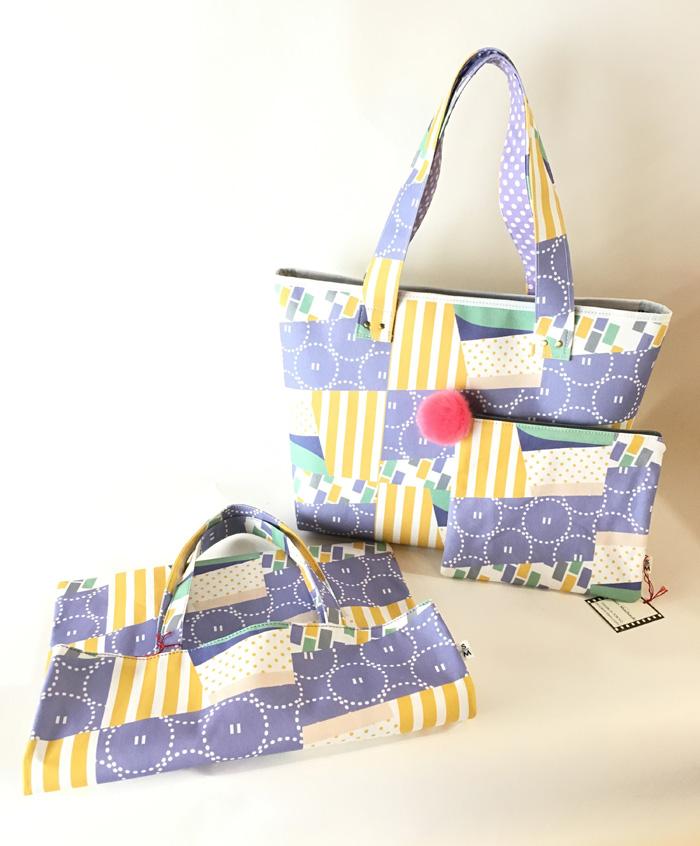 東京・中目黒のオリジナルバッグブランドSaori Mochizukiの2019年6月の新作バッグ「オオズモウ 中目黒場所」シリーズ再販のお知らせ