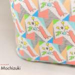 大阪展示(11):新作バッグ柄「コーヒーブレイク」のお話し