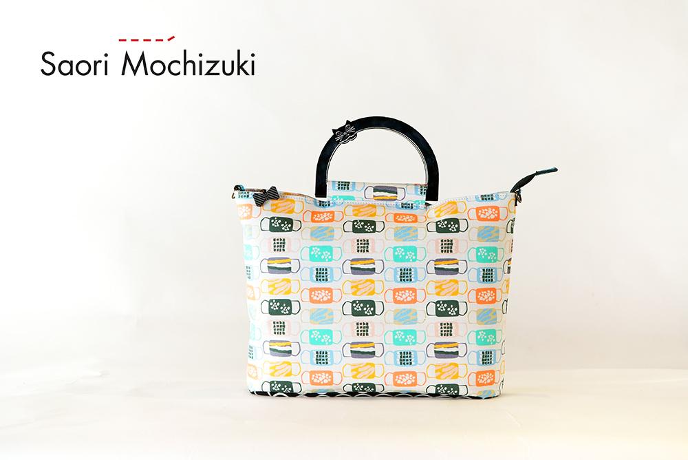 大阪展示(12):新作バッグ柄「天変地異」のお話し