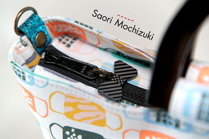 Saori Mochizukiの新作バッグ・Stay Home・マスク柄