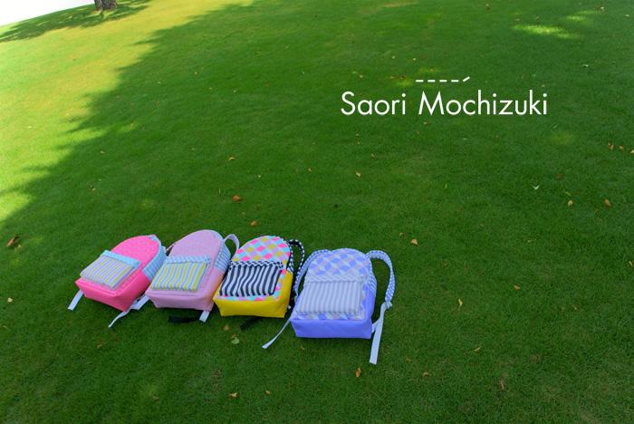 Saori Mochizukiの「SF Movie(リュックサック)」