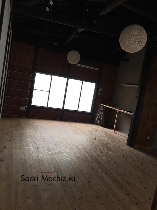 Saori Mochizukiの中目黒にあった店舗