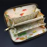 オリジナル革の長財布