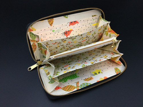 Saori Mochizukiの長財布