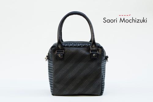 Saori Mochizukiのオリジナルレザーバッグ