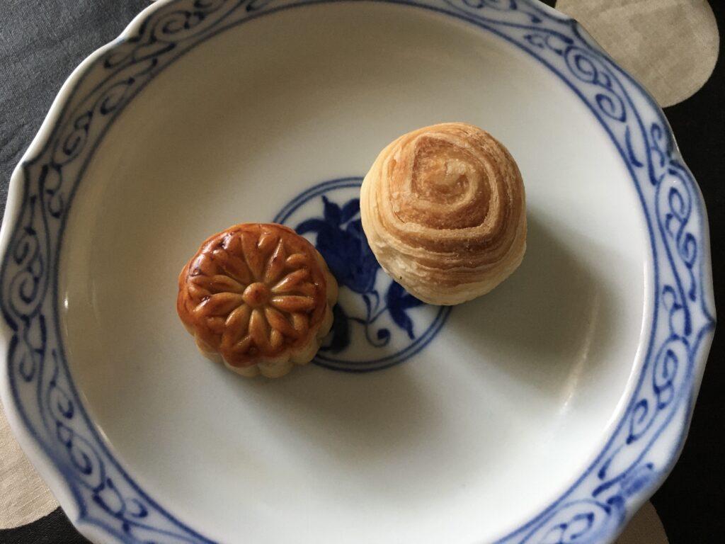 香港のお菓子・小月餅・豆沙酥