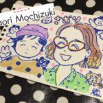 似顔絵嬉しい!!:2021年8/31(日)まで@東京・渋谷ヒカリエ5F・マーケットプレイス