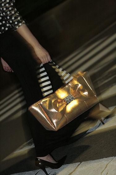 Saori Mochizuki(サオリモチヅキ/望月沙織)のリボントートバッグ